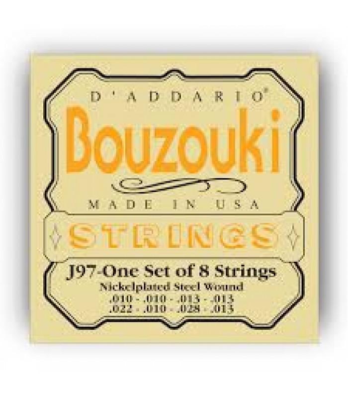 D'Addario J97 Bouzouki set