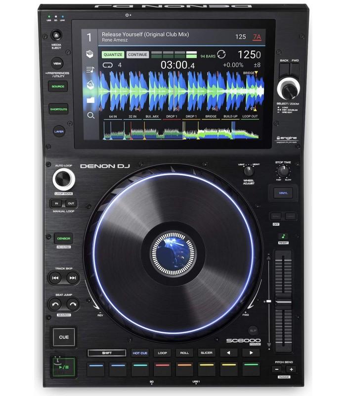 Denon DJ SC6000 plejer