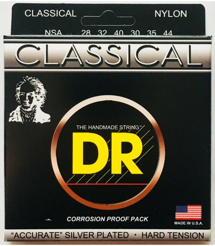 DR Strings Classical NSA Žice za klasičnu gitaru