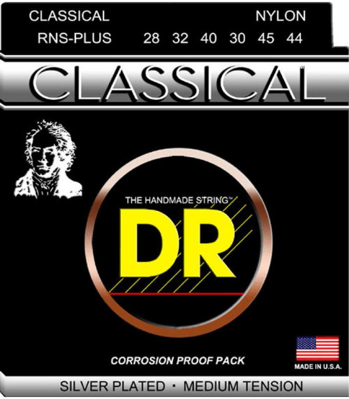 DR Strings Classical RNS-PLUS Žice za klasičnu gitaru