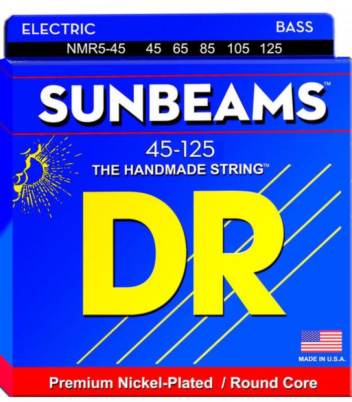 DR Sunbeams NMR5-45 Medium petožičani set