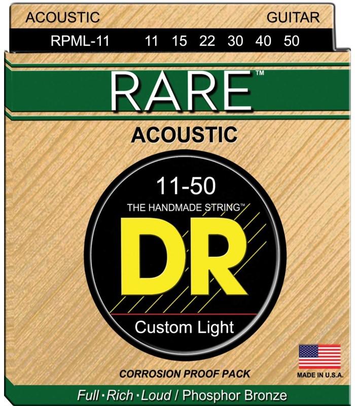 DR Strings Rare RPML 11 Žice za akustičnu gitaru