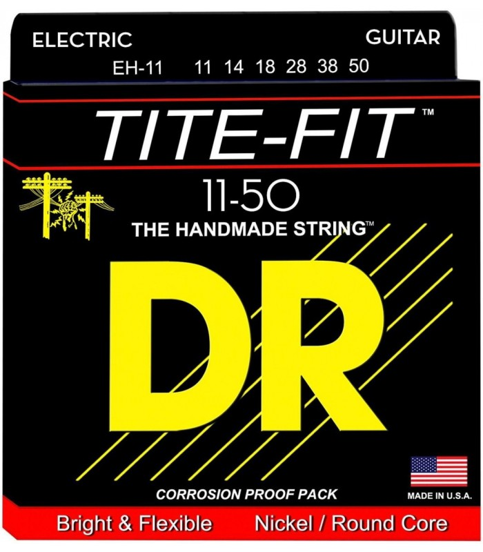 DR Strings Tite-fit EH 11 Žice za električnu gitaru