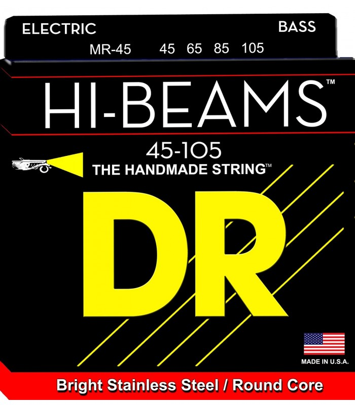 DR Strings HI-Beams MR 45 Žice za bas gitaru