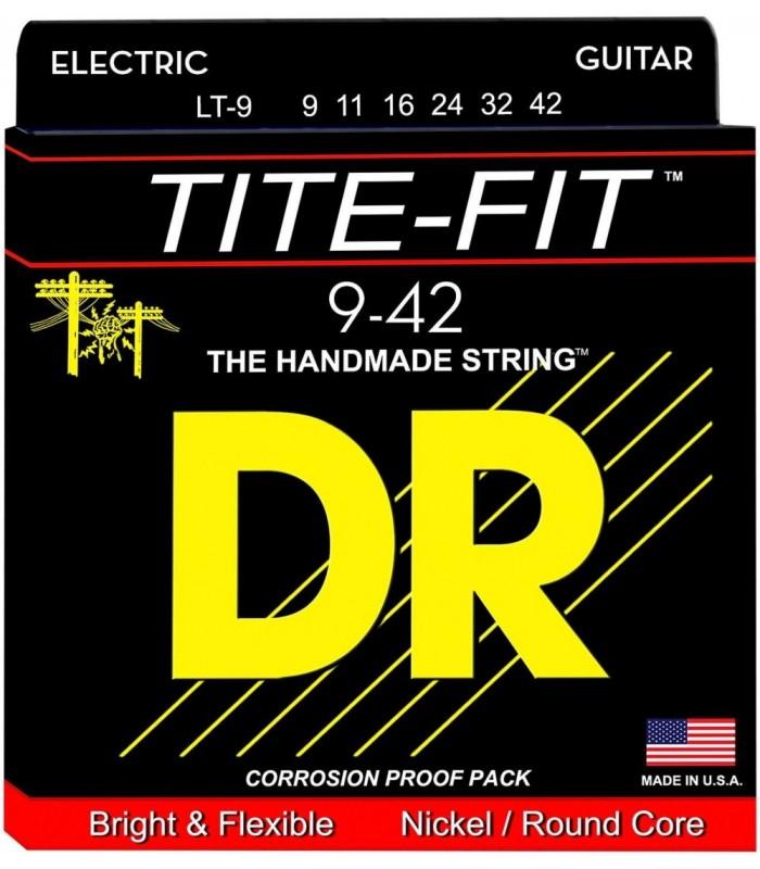 DR Strings Tite-fit LT 9 Žice za električnu gitaru