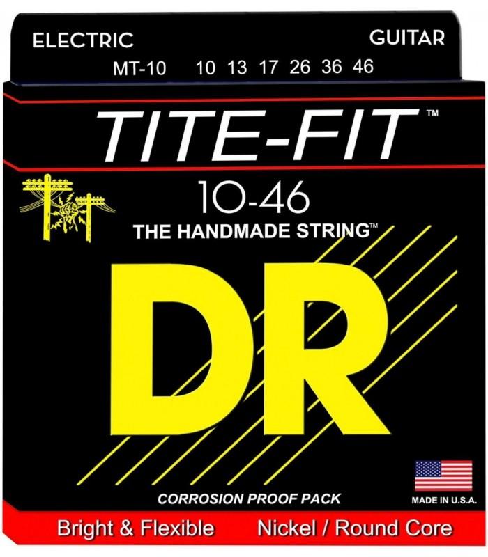 DR Strings Tite-fit MT 10 Žice za električnu gitaru