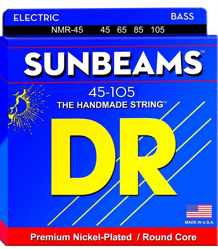 DR Strings Sunbeams NMR 45 Žice za bas gitaru
