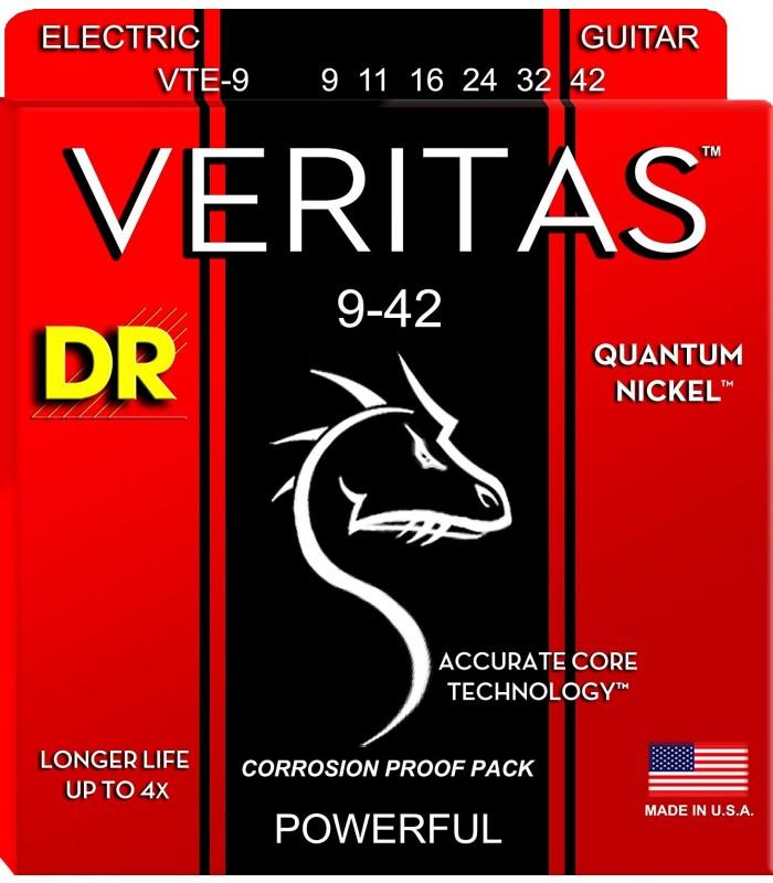 DR Strings Veritas VTE 9 Žice za električnu gitaru