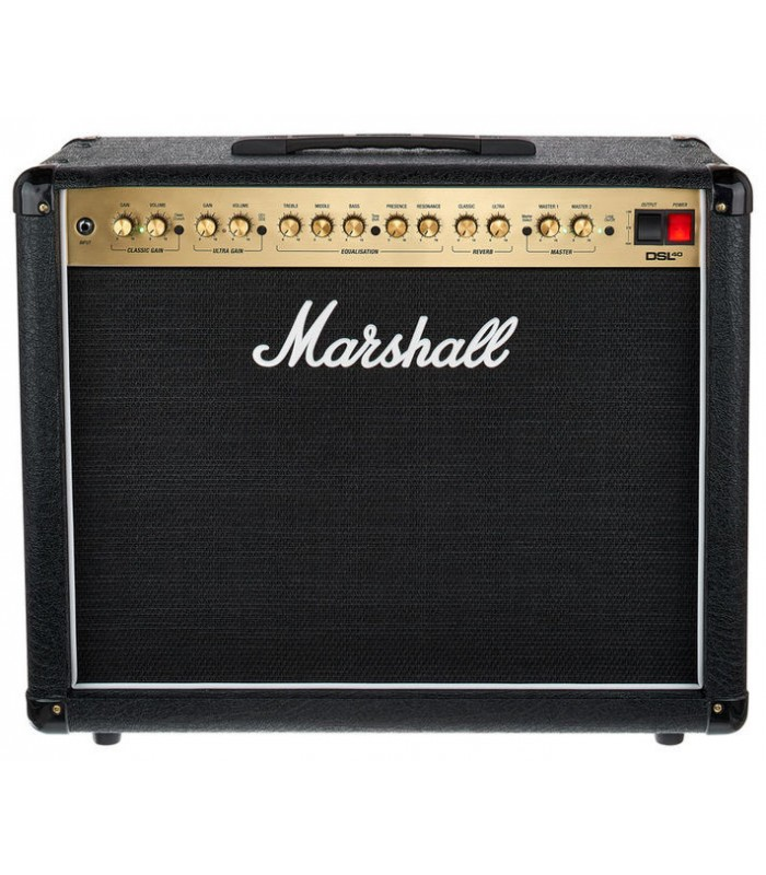 MARSHALL DSL40CR-E gitarsko pojačalo