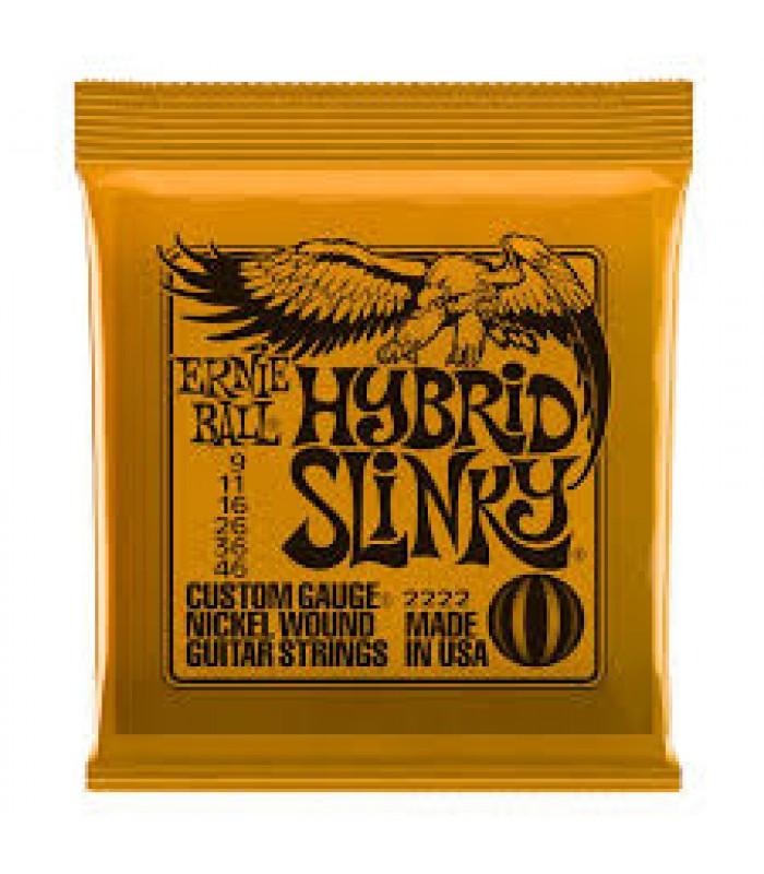 Ernie Ball P02222 Hybrid Slinky