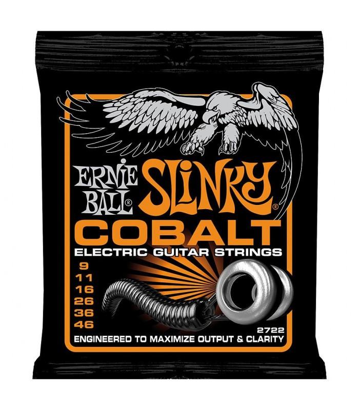 Ernie Ball 2722 Slinky Cobalt