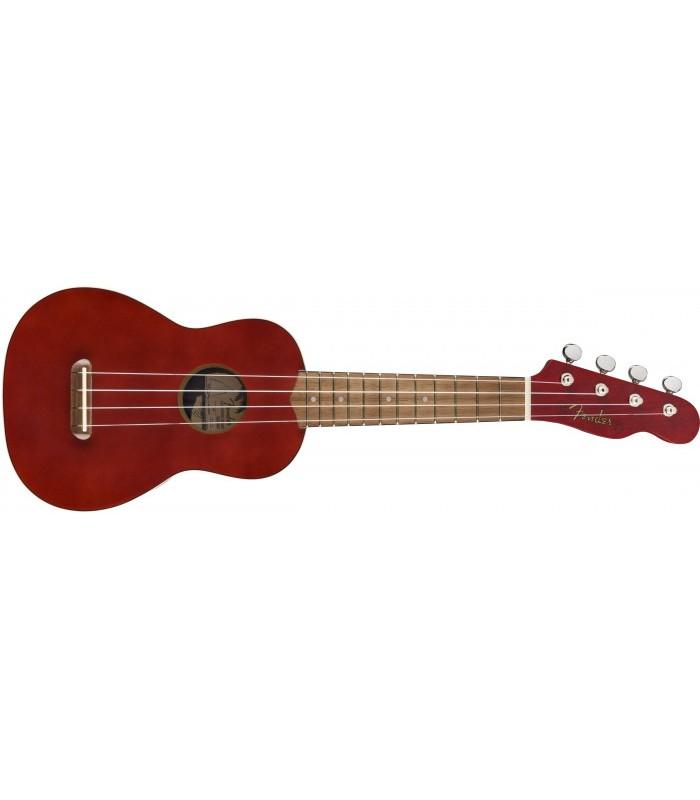 Fender Venice Soprano Ukulele, CHY WN