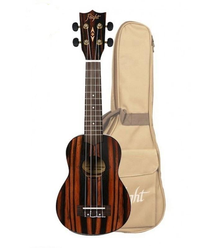FLIGHT Sopran ukulele DUS460 AMARA