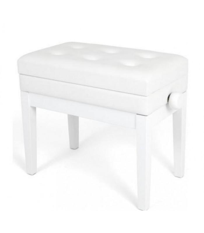 FLIGHT FWHGC-1 KLAVIRSKA stolica polirano bela