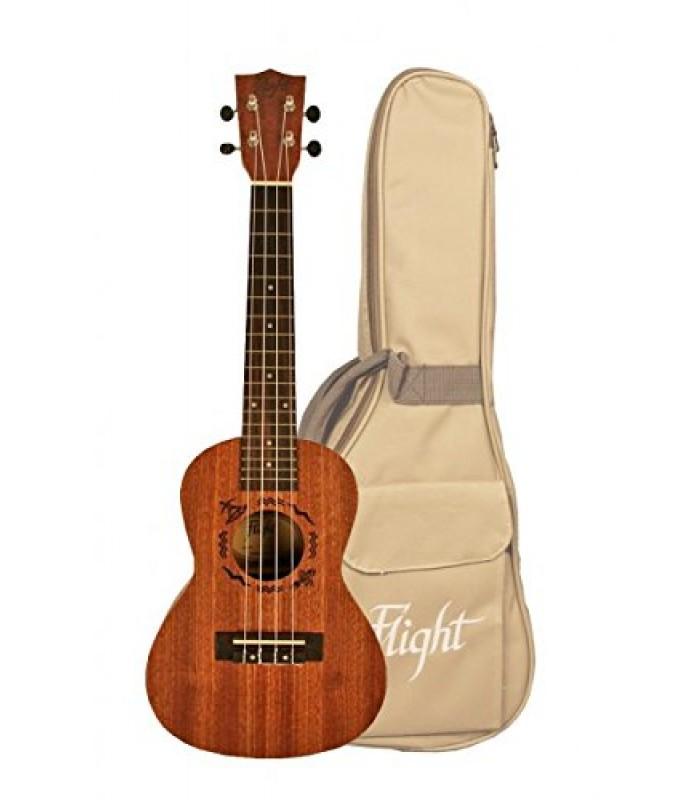 Flight NUC 310 Koncert ukulele sa torbom