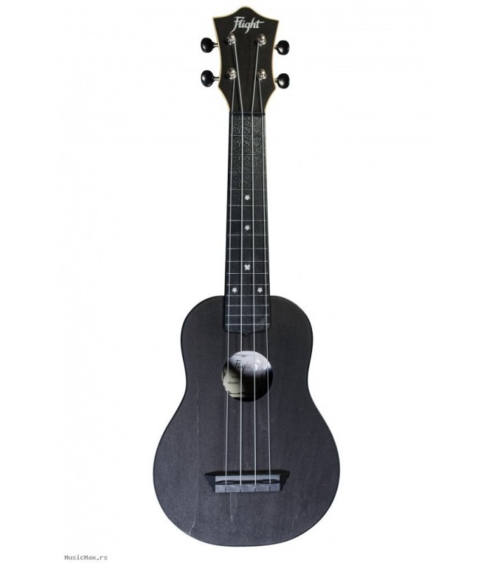 FLIGHT TUS35BK Travel ukulele sopran