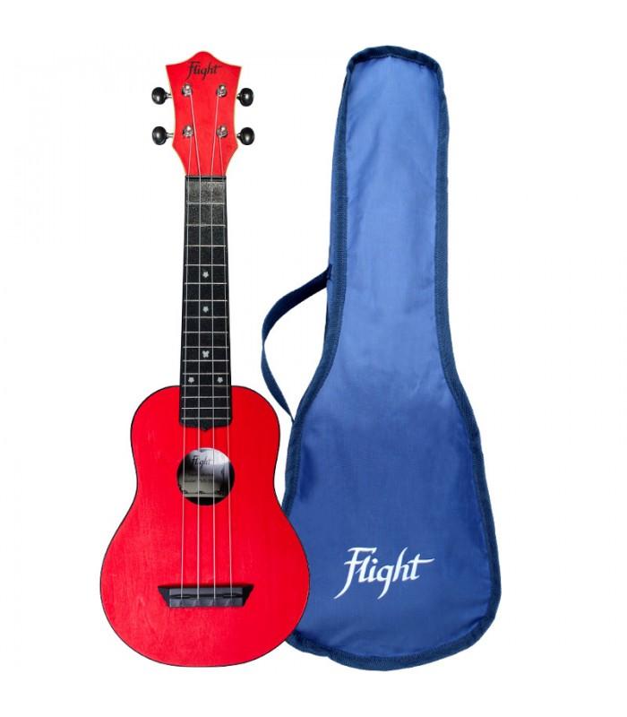FLIGHT TUS35RD Sopran ukulele
