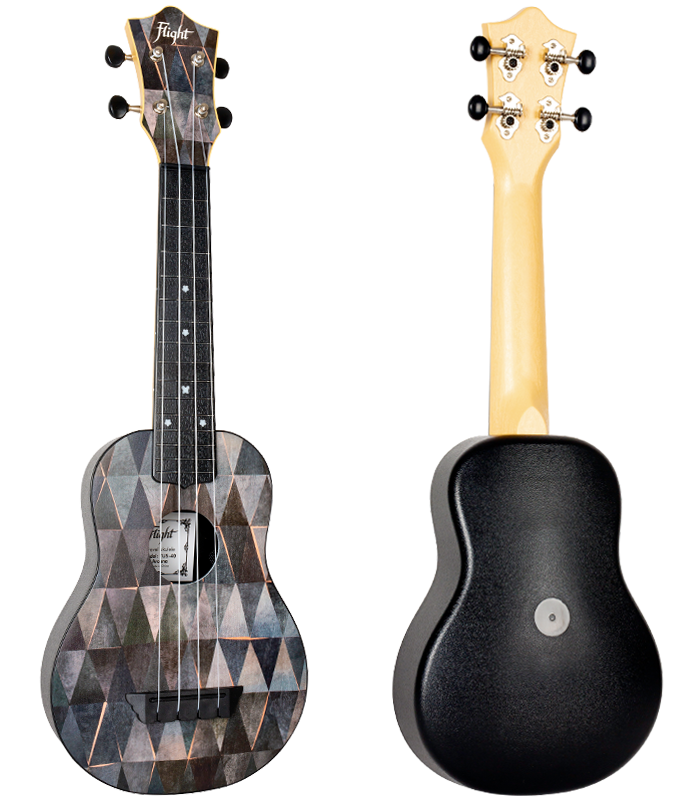 FLIGHT TUS40AR Travel ukulele sopran