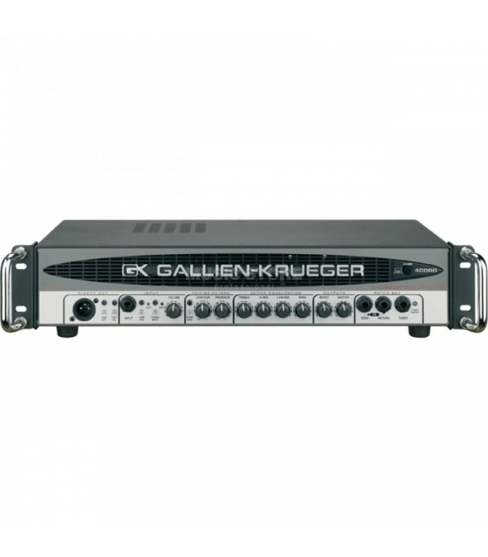 Gallien Krueger 400RB IV Head Music Box