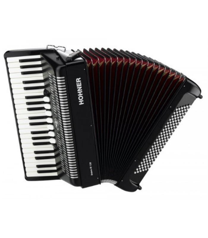 Harmonika Hohner 120 basova Bravo III