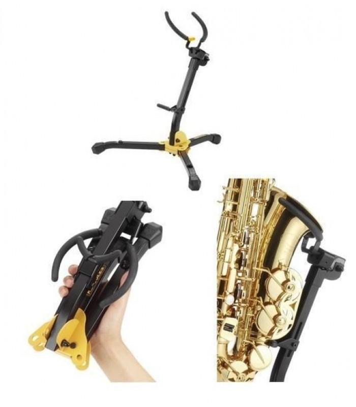 Hercules DS630B Stalak za Tenor/Alto Saksofon