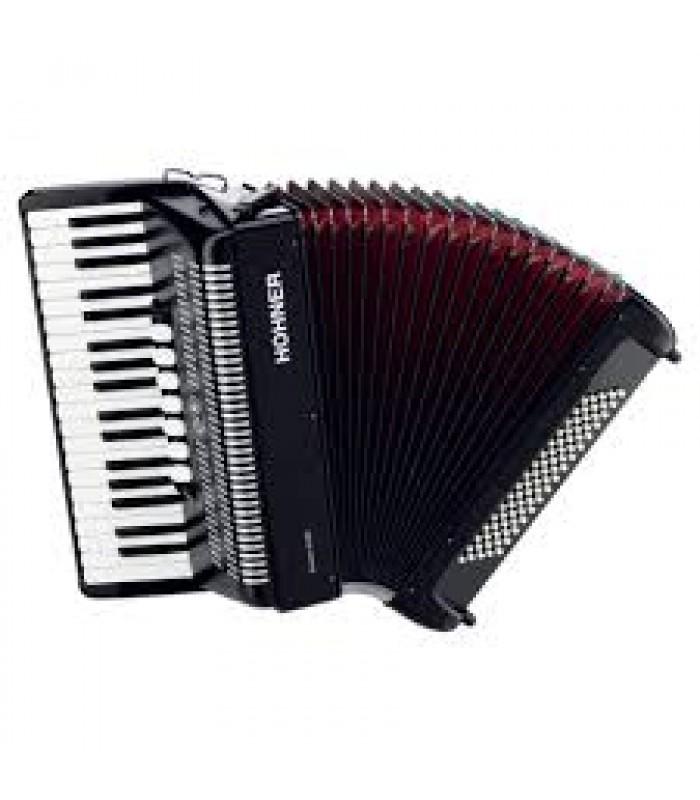 Hohner Bravo III 80 Black harmonika