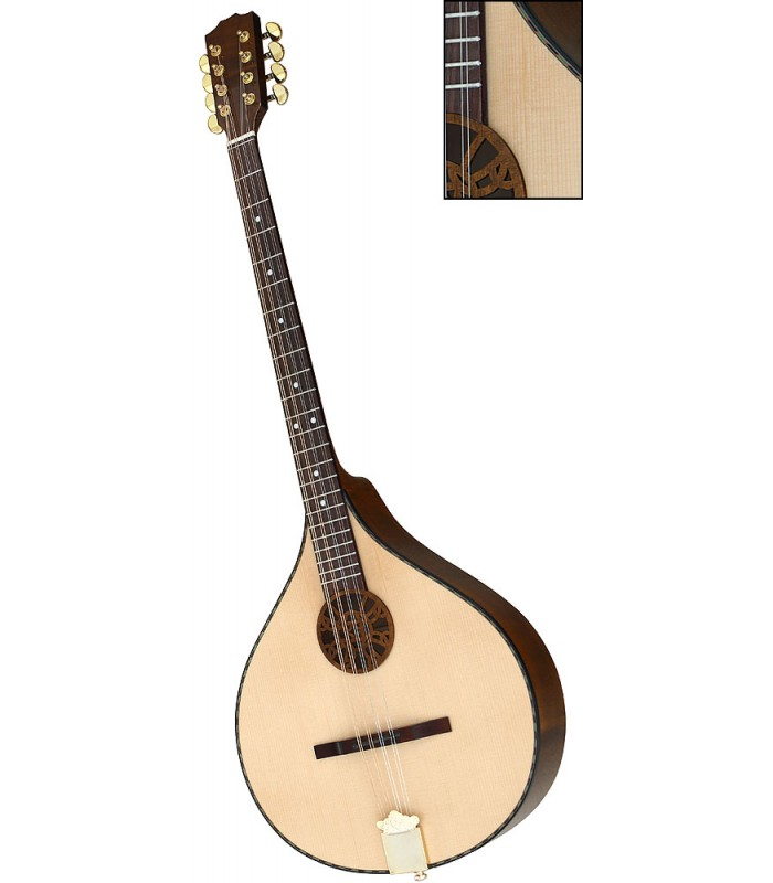 Hora Concert Irish Bouzouki EQ