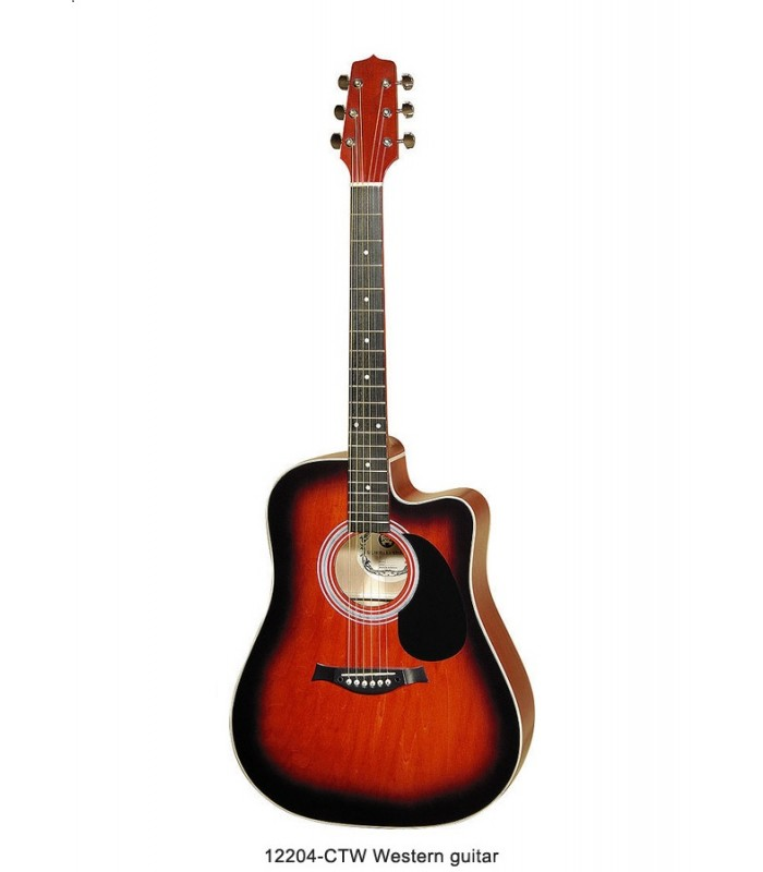 HORA Standard Western 6 Strings ctw EQ guitar