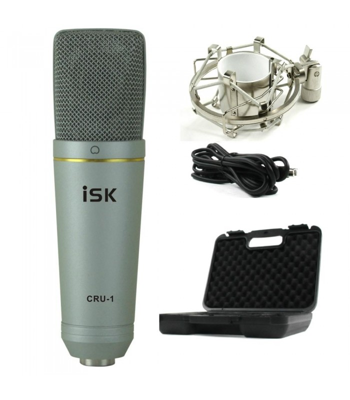 ISK CRU1 USB kondenzatorski mikrofon