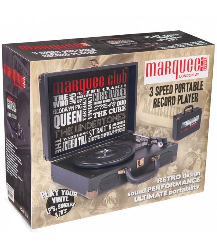 MARQUEE - CLUB RPMQ3 GRAMOFON Music Box