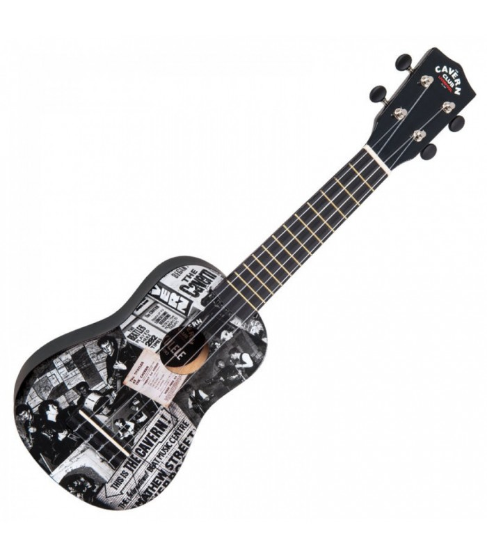 THE CAVERN CLUB UKULELE ~ 'CAVERN'