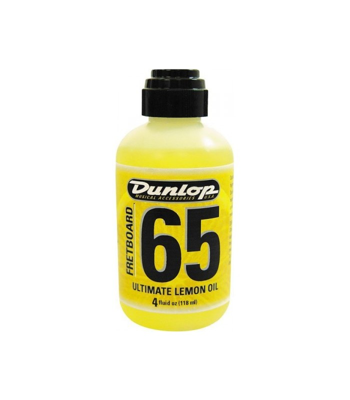 Jim Dunlop 6554 LEMON OIL
