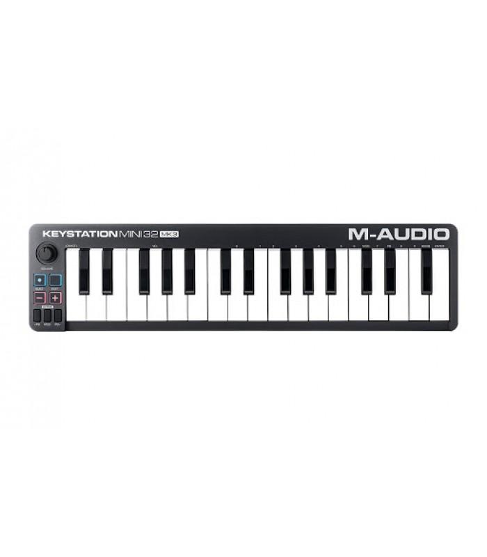 M-Audio KEYSTATION MINI 32 M3- midi klavijatura
