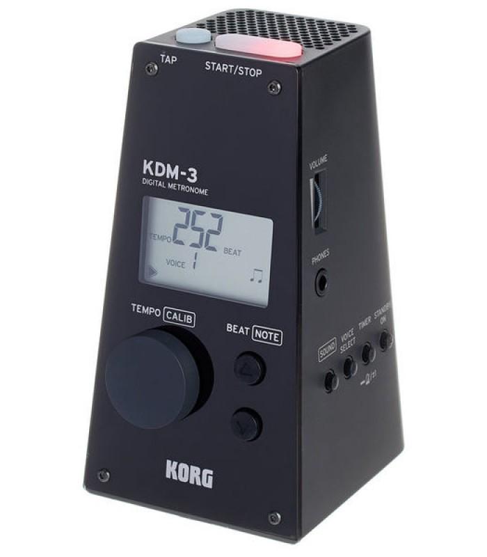 Korg KDM-3 BK Digitalni metronom