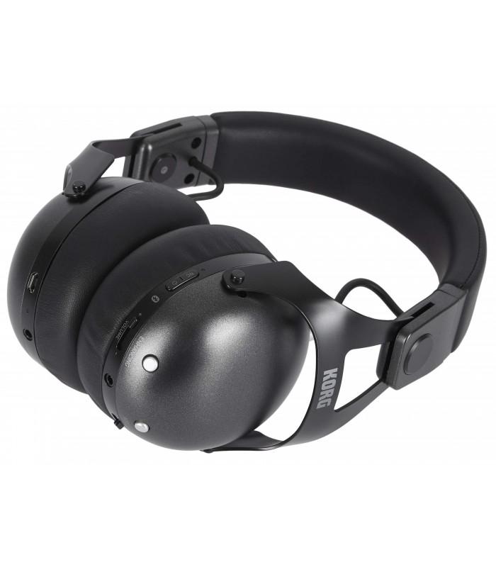 Korg NC-Q1 BK bluetooth DJ slušalice