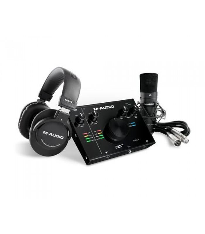 M-Audio AIR192X4 SPRO Vocal Studio Pro paket