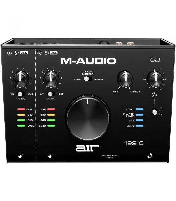 M-Audio AIR 192 I 8 muziča karta