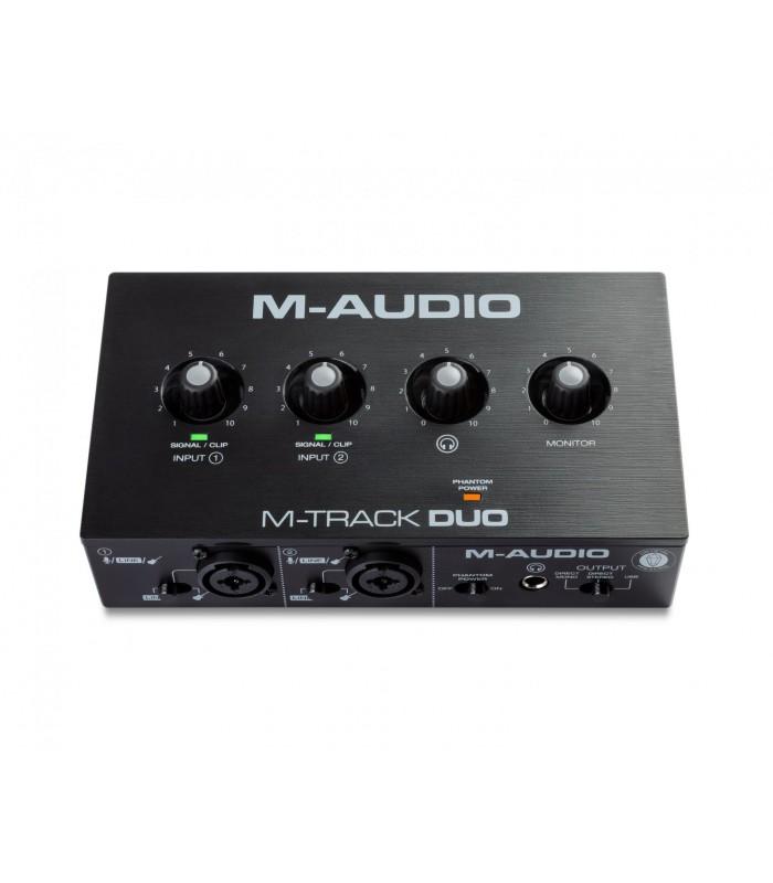 M-Audio M-Track DUO zvučna karta