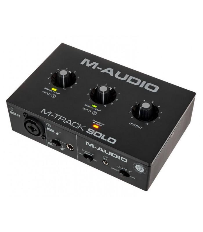 M-Audio M-Track Solo zvučna karta