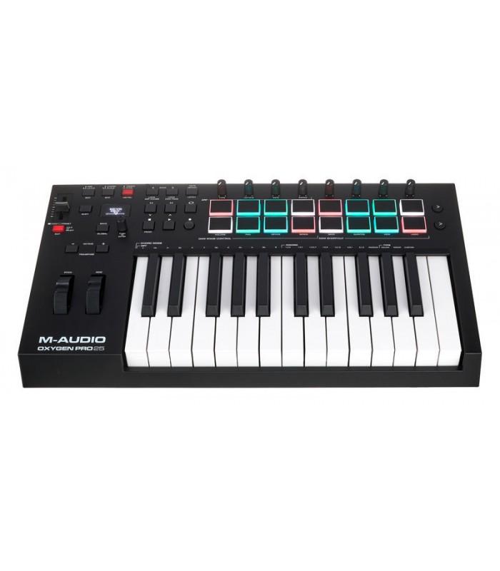 M-Audio Oxygen PRO 25 midi klavijatura