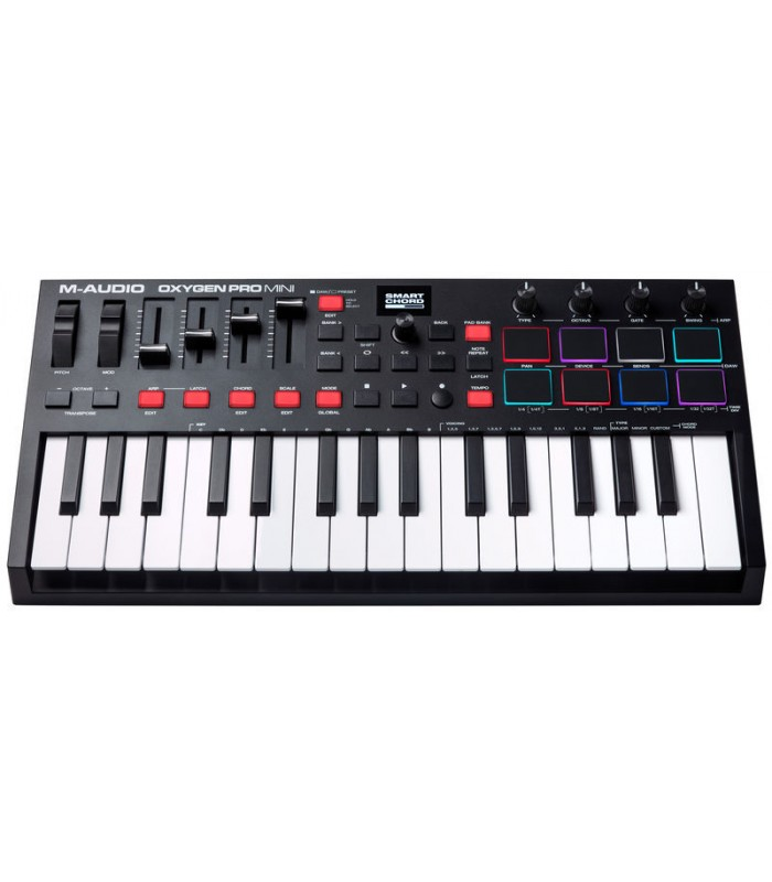 M-Audio Oxygen Pro Mini midi klavijatura
