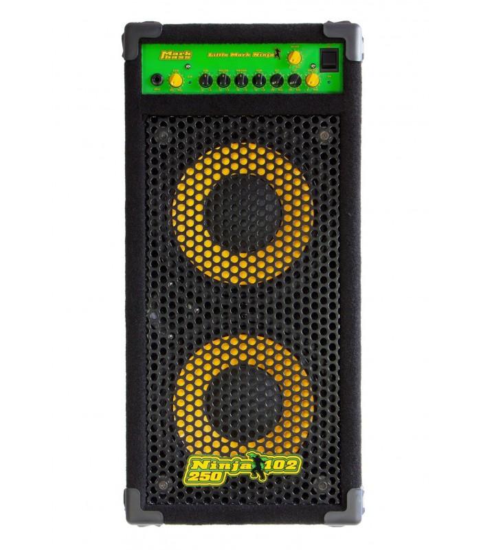 "Markbass NINJA 102-250 Combo Ninja Richard Bona Signature 250W 2x10"""