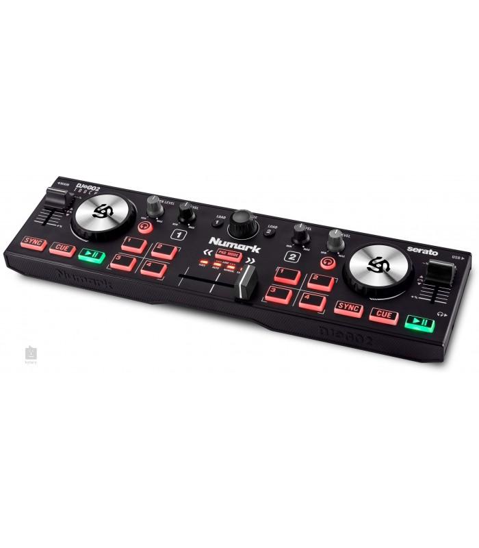 Numark DJ2GO2 Touch DJ Kontroler