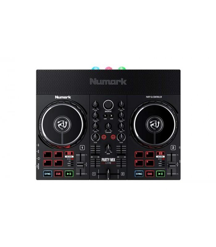 Numark Party Mix Live DJ kontroler