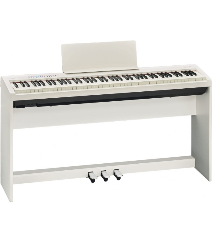 Roland FP-30-WH-SET Električni klavir
