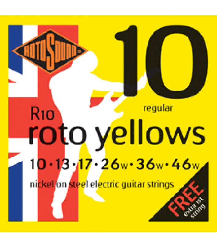 ROTOSOUND R10 010-046 žice za električnu gitaru