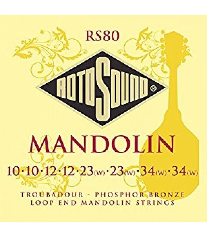 Rotosound RS80 Mandolin Strings
