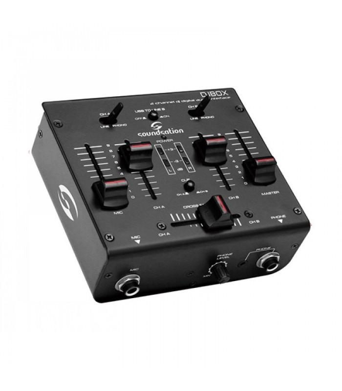 Soundsation DJBox