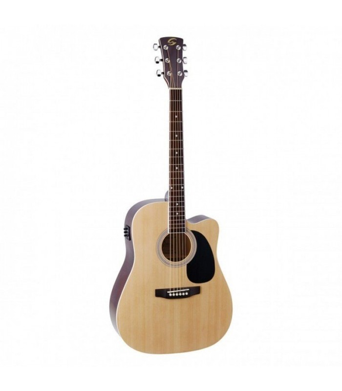 Soundsation Yellowstone DNCE NT Ozvučena akustična gitara