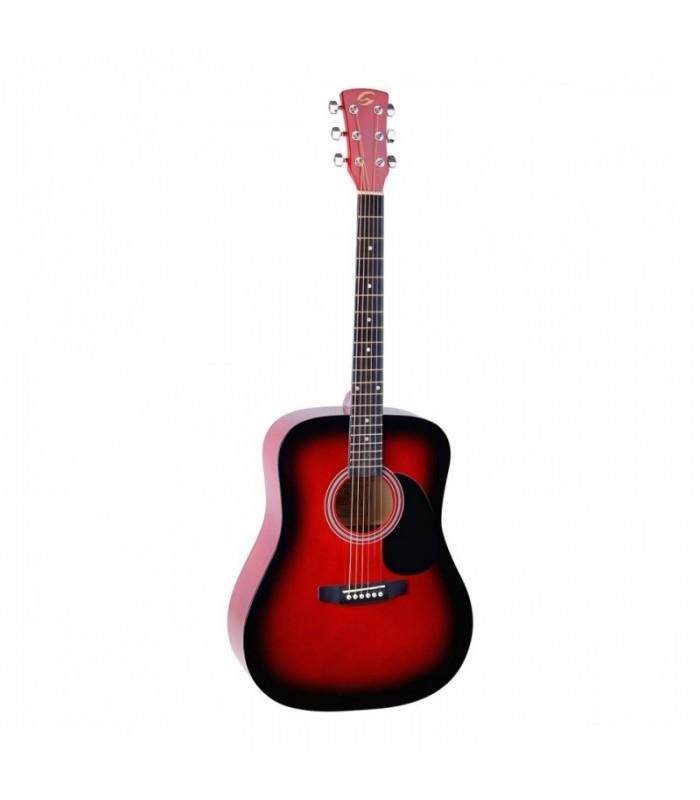 Soundsation Yosemite DN RDS ozvučena akustična gitara
